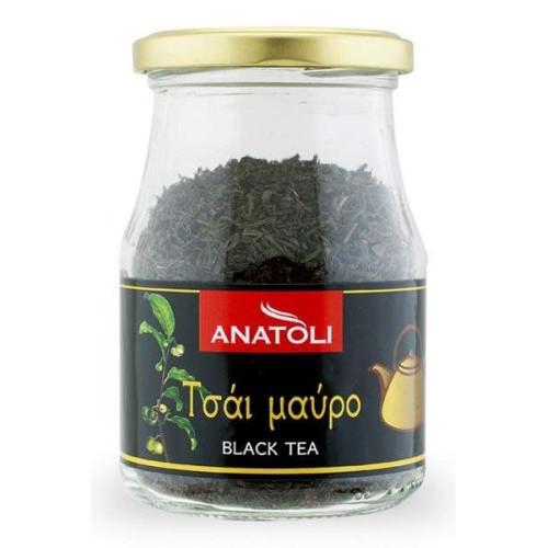 ΤΣΑΙ ΜΑΥΡΟ ΓΥΑΛΙΝΟ 80γρ