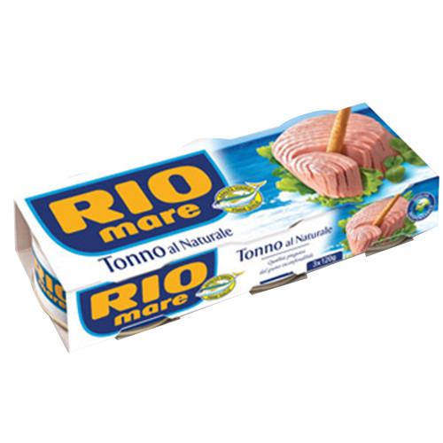 RIO MARE τόνος νερού 2τεμ Χ 160gr