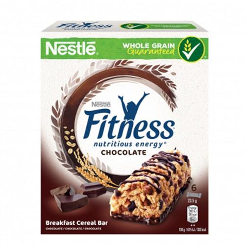 FITNESS μπάρες δημητριακών 6τεμ chocolate (ΕΛ)