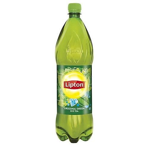 LIPTON ICE TEA 1.50lt green