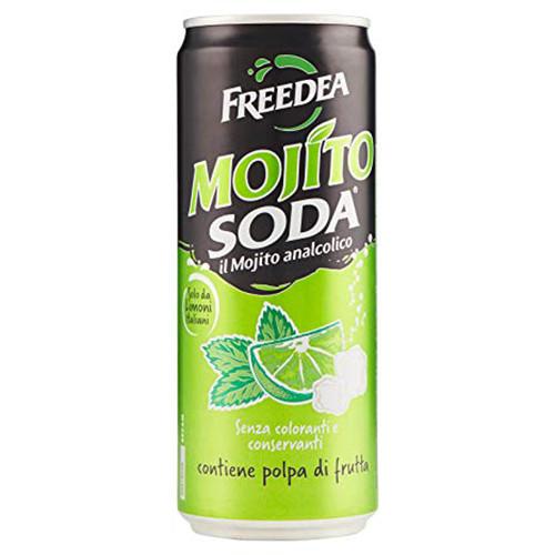 MOJITO SODA 330ml