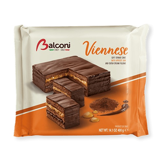 BALCONI cakes 400gr viennese