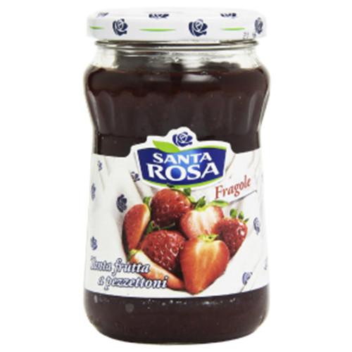 SANTA ROSA μαρμελάδα 350gr φράουλα