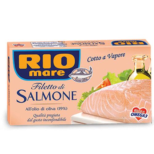 RIO MARE ΣΟΛΟΜΟΣ 150γρ(ΕΛ) λαδιού