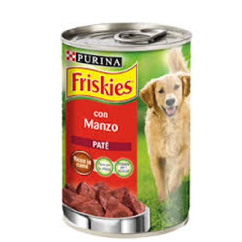 FRISKIES κον. σκύλου 400gr (ΕΛ) pate βοδινό