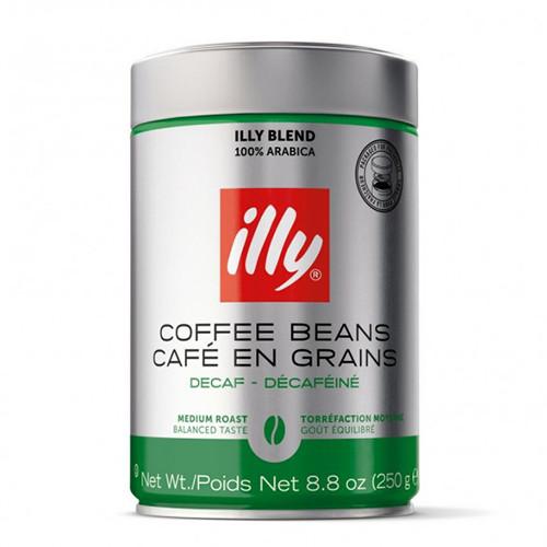 ILLYCAFFE 250gr άκοπος decaffeine