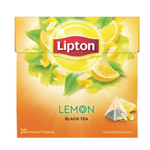 LIPTON πυρ 20x1,7γρ (ΕΛ) lemon