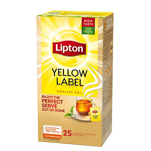 LIPTON τσάι 25φακ. x 1,5gr ντυμένο(ΕΛ)