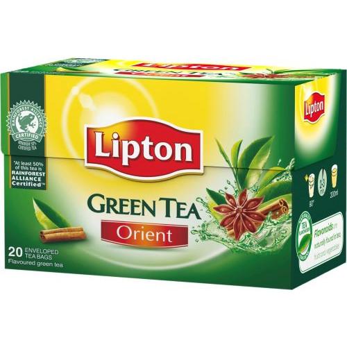 LIPTON green tea 20x1.3gr (ΕΛ) orient