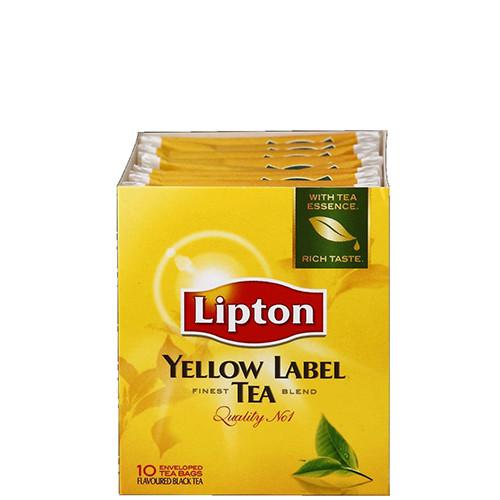 LIPTON τσάι 10φακ.(ΕΛ)