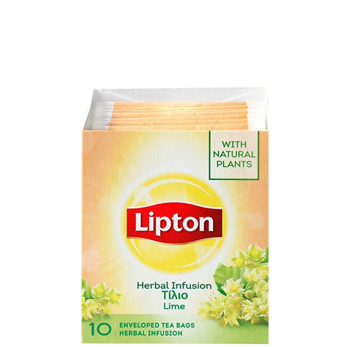 LIPTON τίλιο 10φακ (ΕΛ)