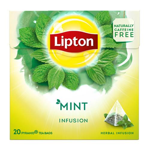 LIPTON πυρ 20x1,1γρ (ΕΛ) mint