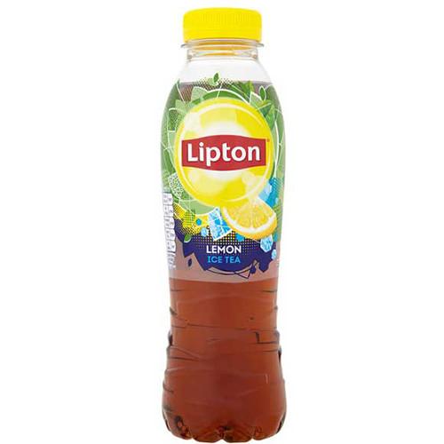 LIPTON ICE TEA 500ml PET λεμόνι