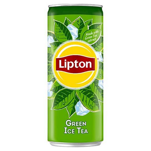 LIPTON ICE TEA 330ml green (IT)