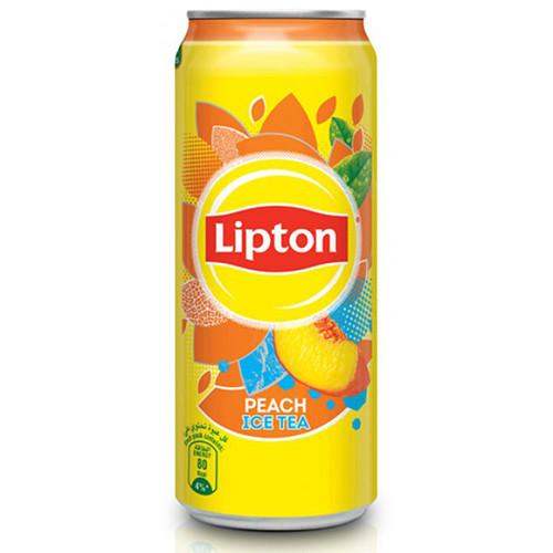LIPTON ICE TEA 330ml peach (ΙΤ)