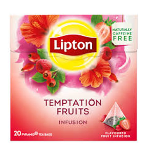 LIPTON πυρ 20χ2γρ (ΕΛ) summer fruit