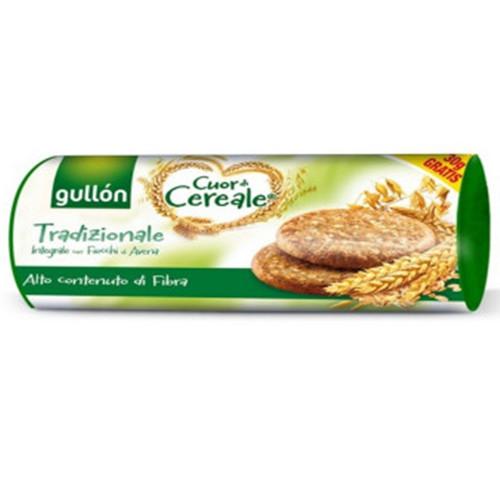 GULLON μπισκότα με δημητριακά 280gr