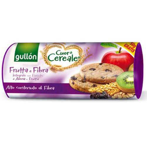 GULLON μπισκότα με δημητριακά και φρούτα 300gr(ΕΛ)