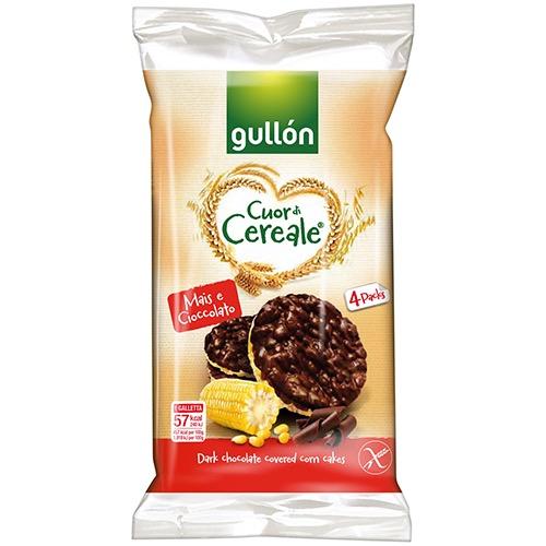 GULLON 4τεμ καλαμπογκοφρέτες επικάλ. σοκολάτας