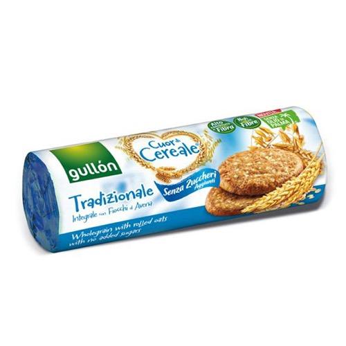 GULLON μπισκότα με δημητριακά 280gr χωρίς ζάχαρη