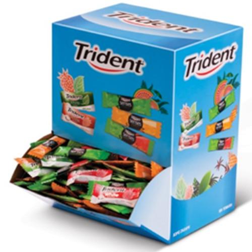 TRIDENT τσίχλες mini mixed 500τεμ (ΕΛ)