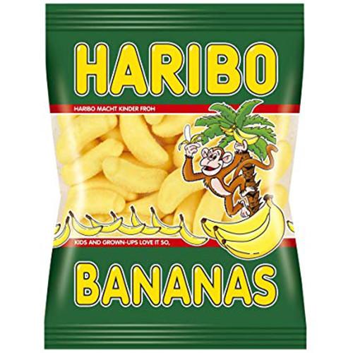 HARIBO 175gr bananas