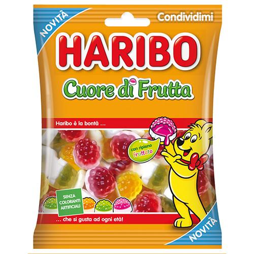 HARIBO 175gr cuore di frutta