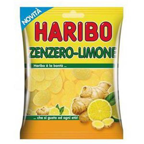 HARIBO 175gr zenzero limone