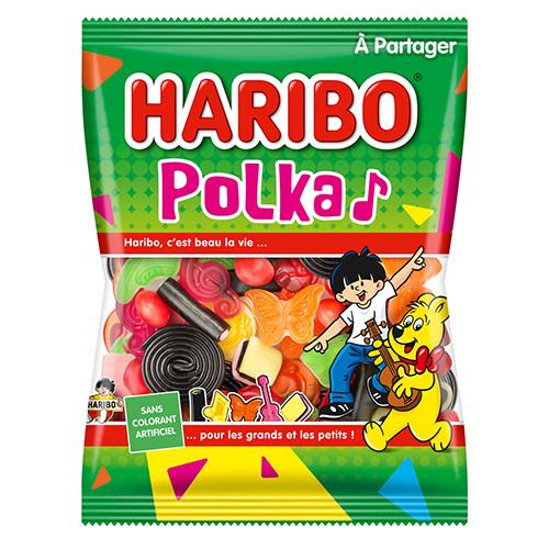 HARIBO 175gr polka
