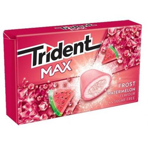 TRIDENT max frost 20grX16τσιχ 1€ (EΛ) καρπούζι