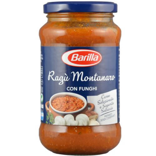 BARILLA σάλτσα 400γρ montanara