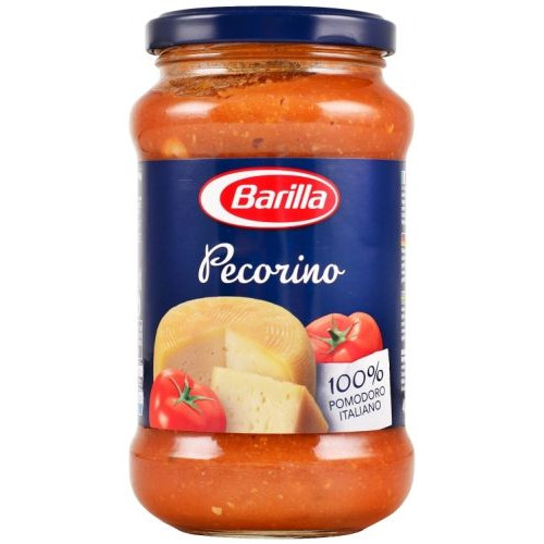 BARILLA σάλτσα 400γρ pecorino
