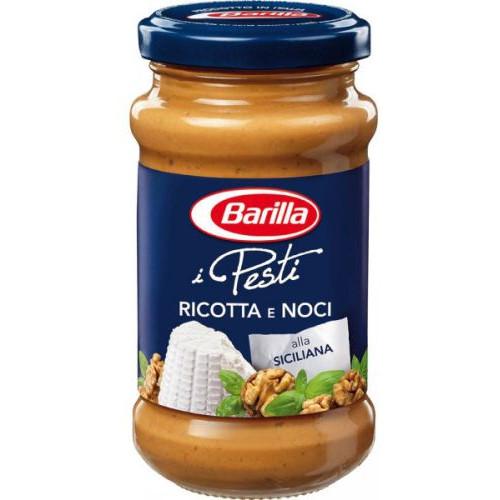 BARILLA σάλτσα 190γρ pesto siciliana