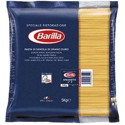 BARILLA 5kgr Νο 5 spaghetti