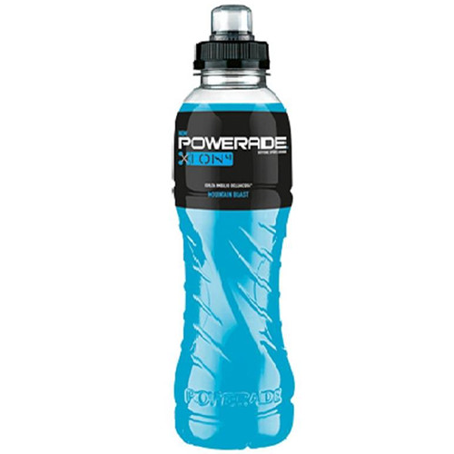 POWERADE 500ml μπλε