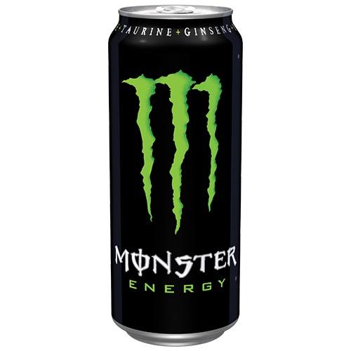 MONSTER 500ml (CY) energy πράσινο