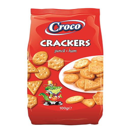 CROCO crackers 100gr (ΕΛ) προσούτο