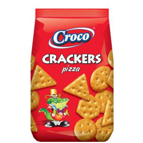 CROCO crackers 100gr (ΕΛ) pizza