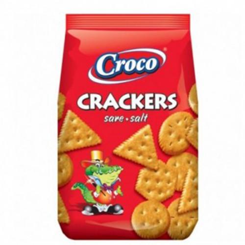 CROCO crackers 100gr (ΕΛ) αλάτι