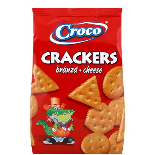 CROCO crackers 100gr (ΕΛ) τυρί
