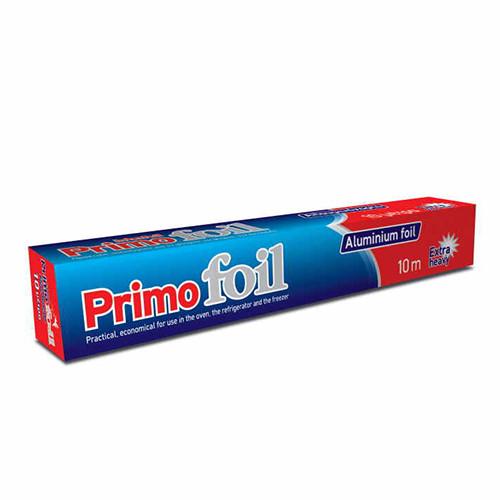 PRIMO ΑΛΟΥΜΙΝΟΧΑΡΤΟ 10mX29cm 10 μ (ΕΛ)