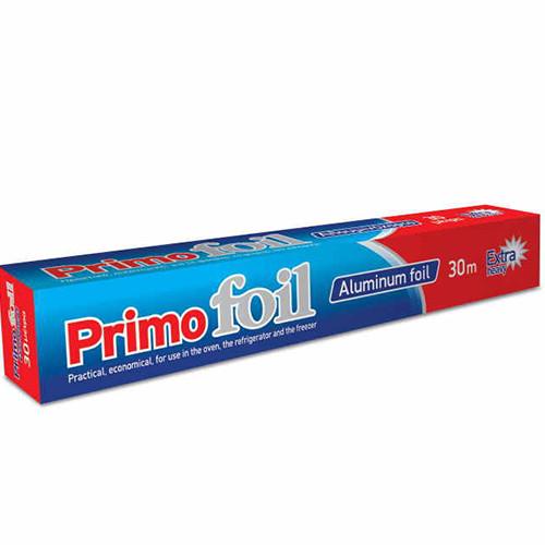 PRIMO ΑΛΟΥΜΙΝΟΧΑΡΤΟ 30mX30cm 10 μ (ΕΛ)