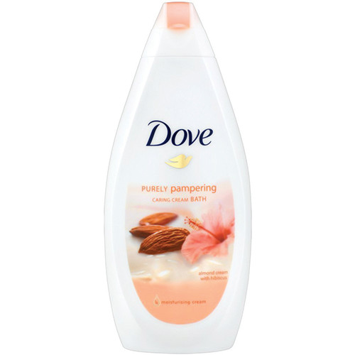 DOVE bath 700ml almond