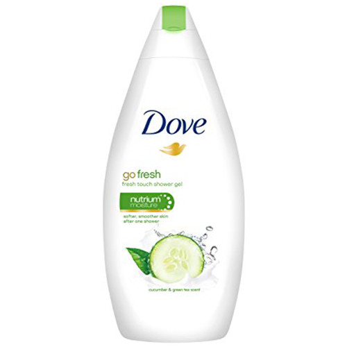 DOVE bath 700ml go fresh