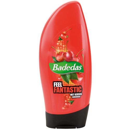 BADEDAS bath 250ml feel fantastic cherry