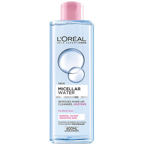 L' OREAL micellar water 400ml normal
