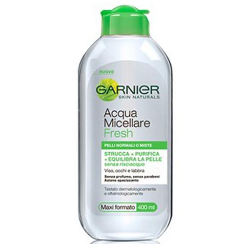 GARNIER micellar water 400ml normal