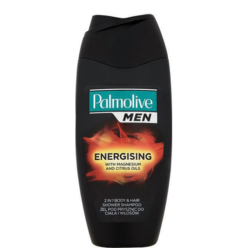 PALMOLIVE bath 250ml men energising