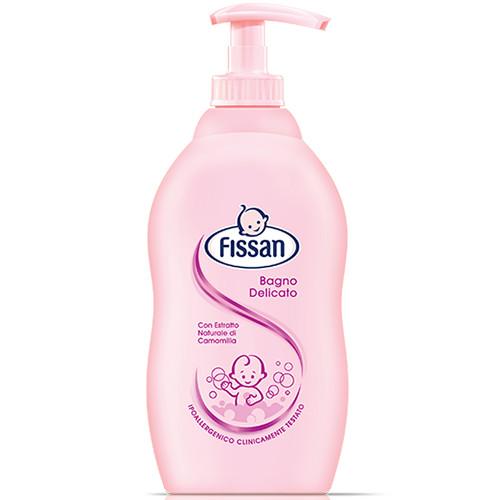 FISSAN BABY bath αντλία 400ml