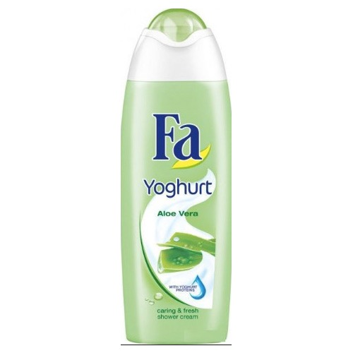 FA bath 250ml yoghurt aloe vera